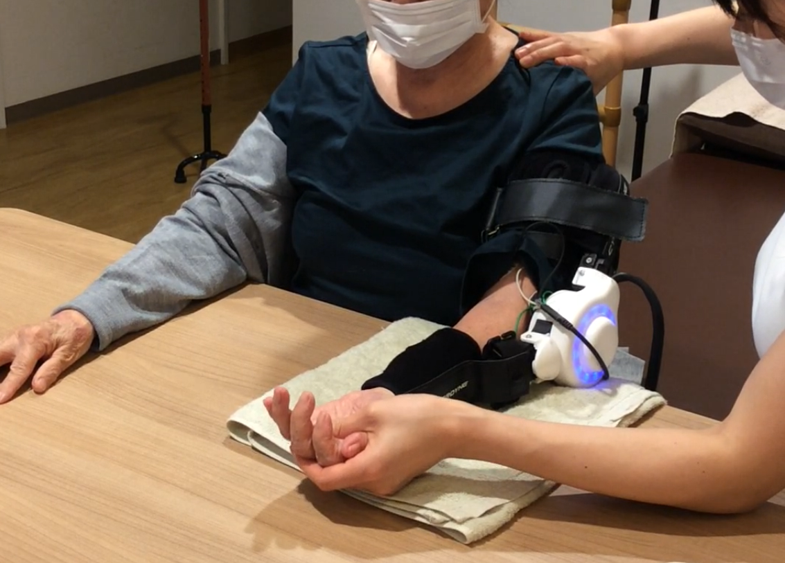 HAL肘関節タイプ